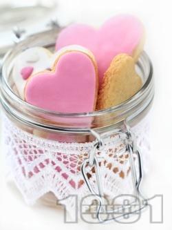 Сладки с ром за Свети Валентин - снимка на рецептата